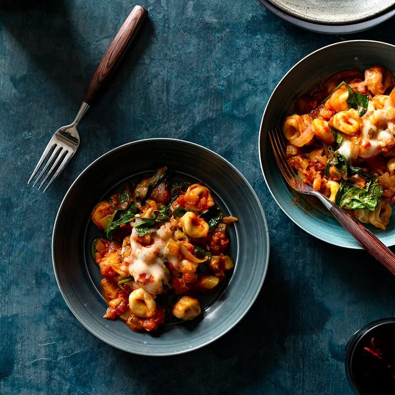 Foto av Tortellini i tomatsås från WW ViktVäktarna