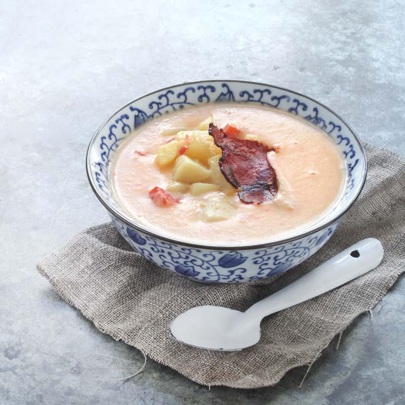 Foto av Mustig potatissoppa från WW ViktVäktarna