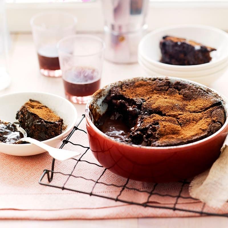 Foto av Krämig chokladkaka från WW ViktVäktarna