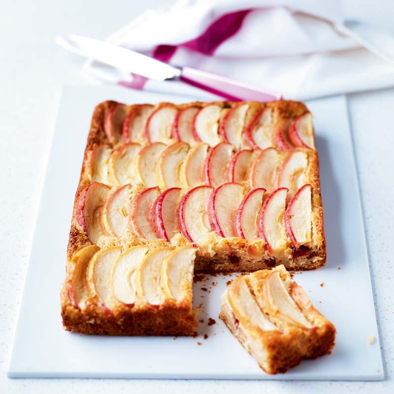 Foto av Mjuk äppelkaka med tranbär från WW ViktVäktarna