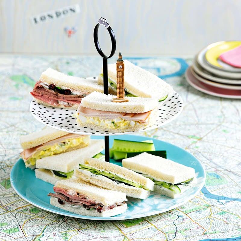 Foto av Engelsk gurksandwich från WW ViktVäktarna