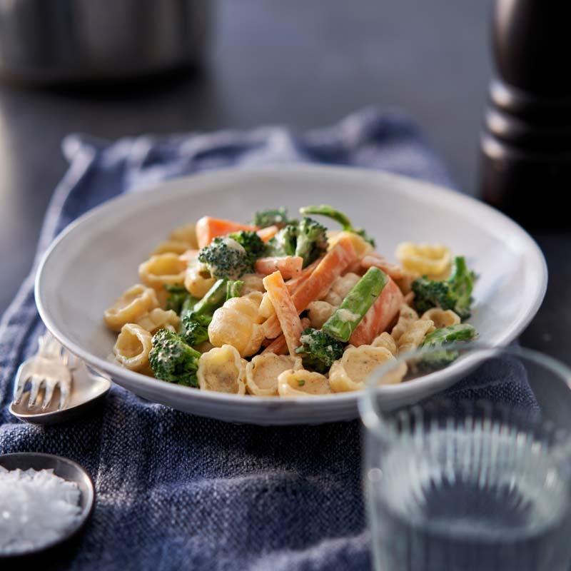 Foto av Pasta med ost- och broccolisås från WW ViktVäktarna