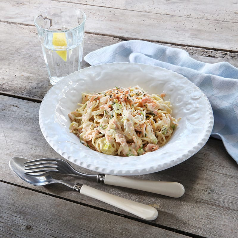 Foto av Spaghetti med laxsås från WW ViktVäktarna