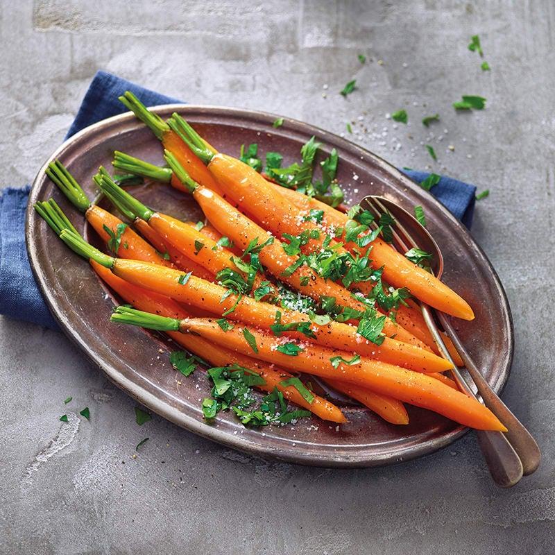 Foto av Glaserade morötter från WW ViktVäktarna
