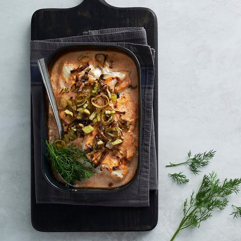 Foto av Torsk med krämig chilisås från WW ViktVäktarna