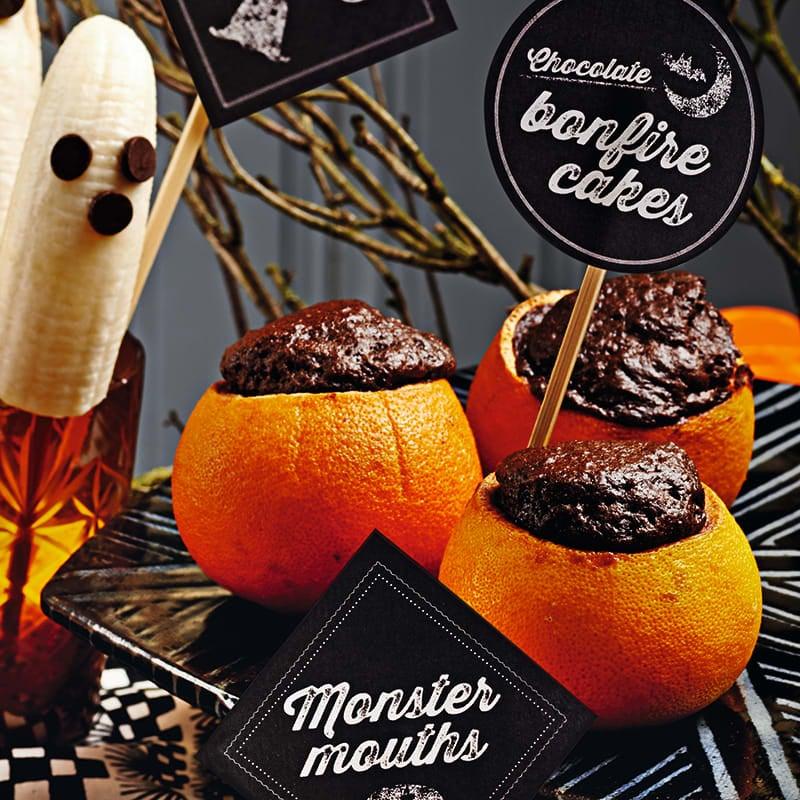 Foto av Halloweenmuffins från WW ViktVäktarna