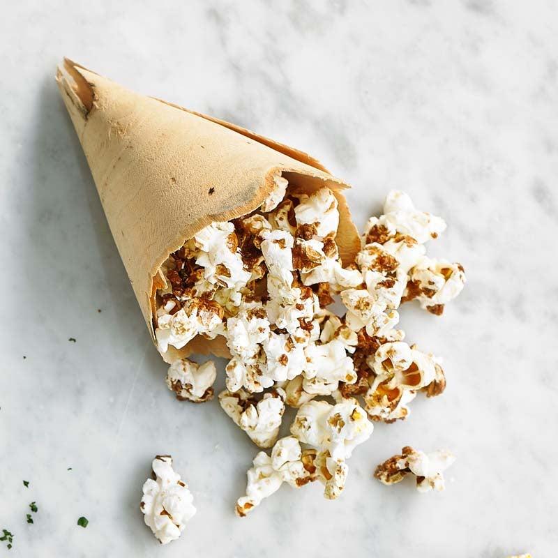 Foto av Popcorn med salt och vinäger från WW ViktVäktarna