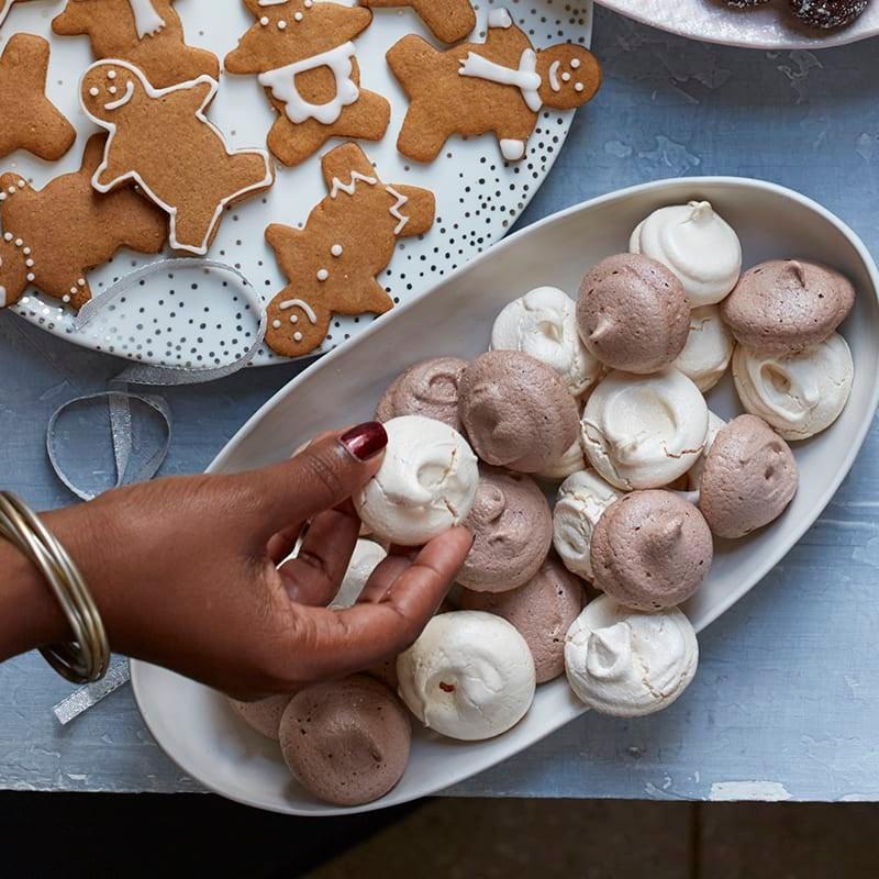 Foto av Choklad- och vaniljmaränger från WW ViktVäktarna