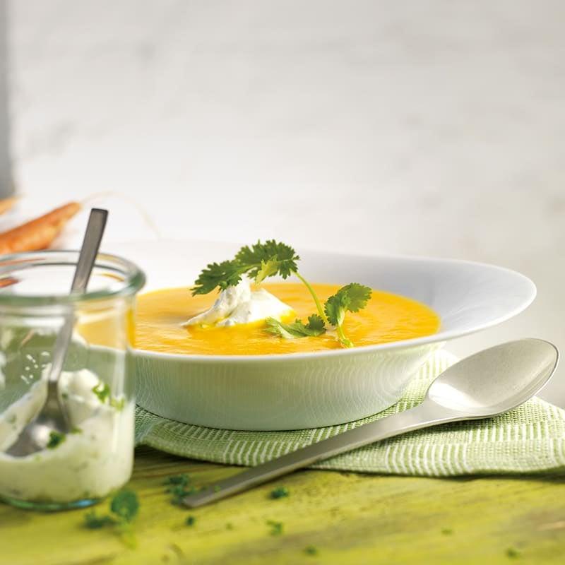 Foto av Morotssoppa med persiljesås från WW ViktVäktarna