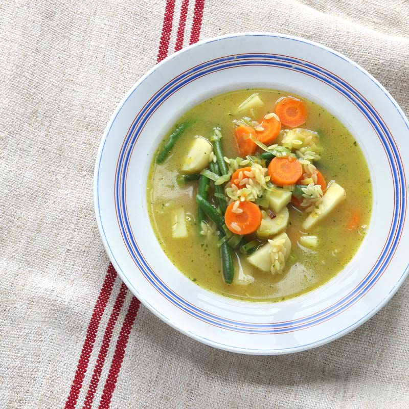 Foto av Härlig grönsakssoppa från WW ViktVäktarna