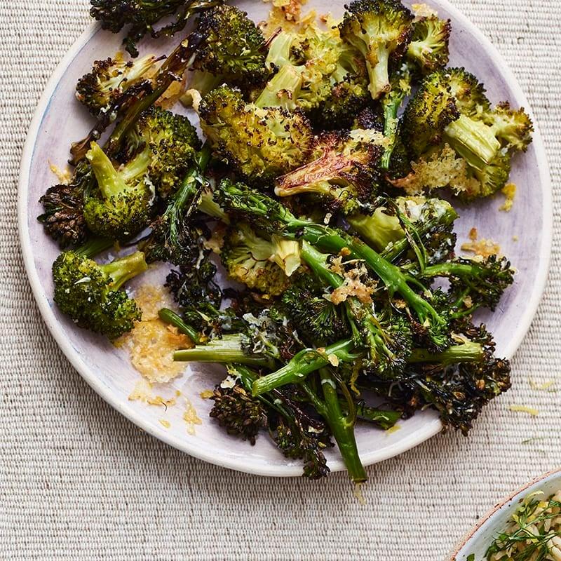 Foto av Ugnsrostad broccoli från WW ViktVäktarna