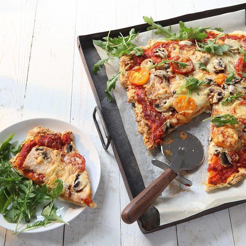 Foto av Pizza med fläskytterfilé från WW ViktVäktarna