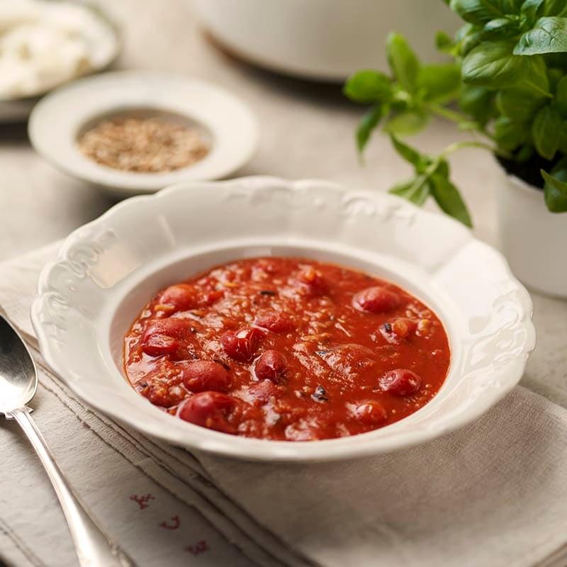 Foto av Tomatsoppa med ris och fetaost från WW ViktVäktarna