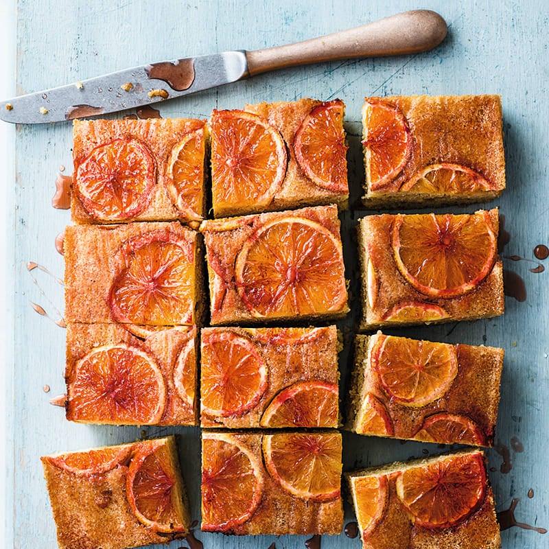 Foto av Upside down-kaka med karamelliserad apelsin från WW ViktVäktarna