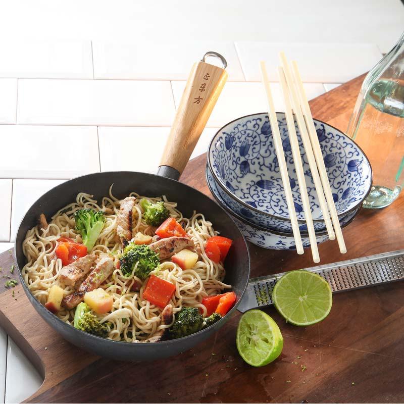 Foto av Lime- och chilimarinerad wok från WW ViktVäktarna