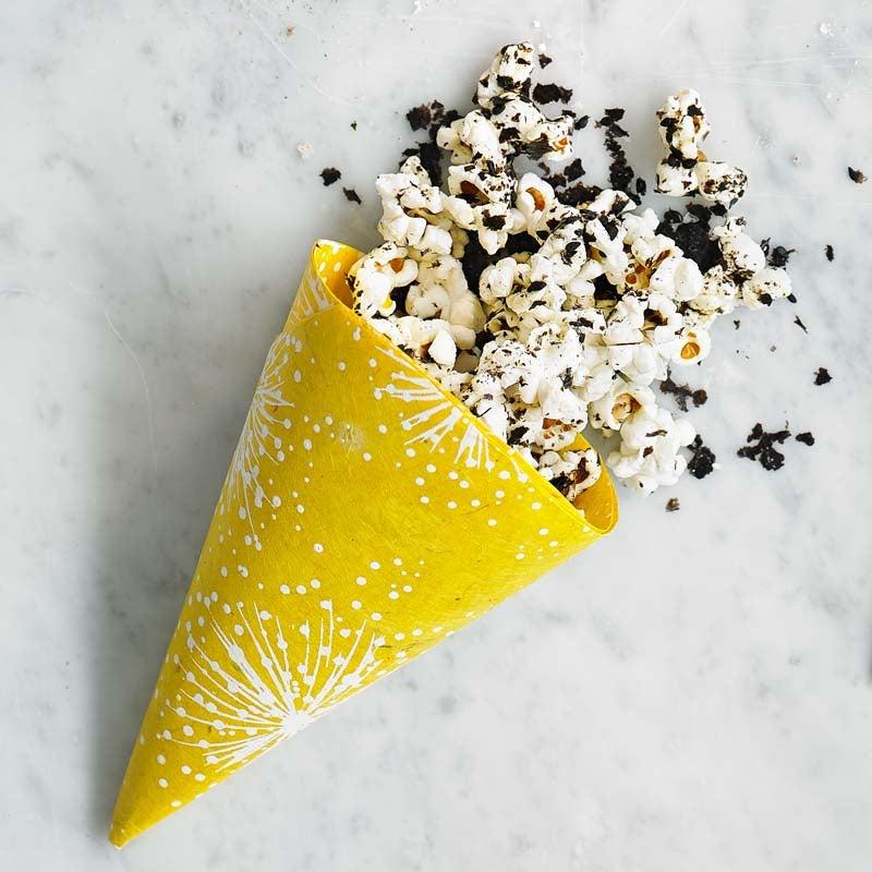 Foto av Popcorn med nori och sesamfrön från WW ViktVäktarna
