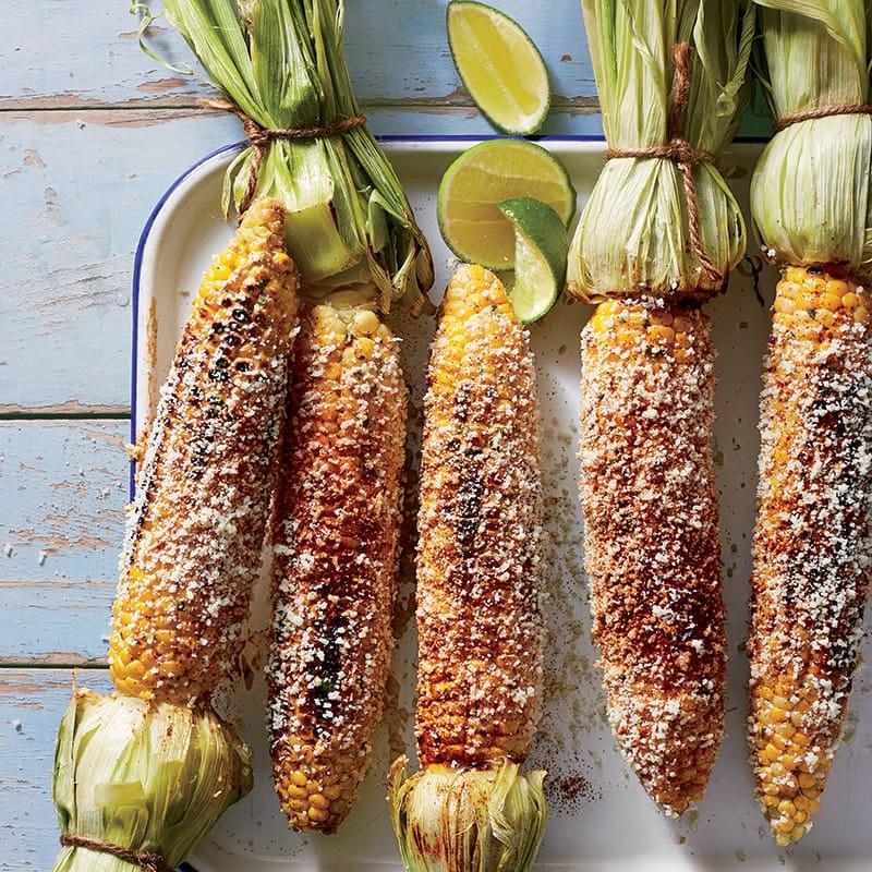 Foto av Mexikansk grillad majs (Elotes) från WW ViktVäktarna
