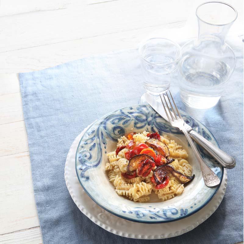 Foto av Pasta med valnötspesto och ugnsrostade grönsaker från WW ViktVäktarna