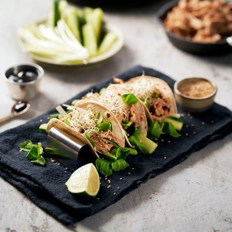Foto av Tacos med hoisinkyckling från WW ViktVäktarna