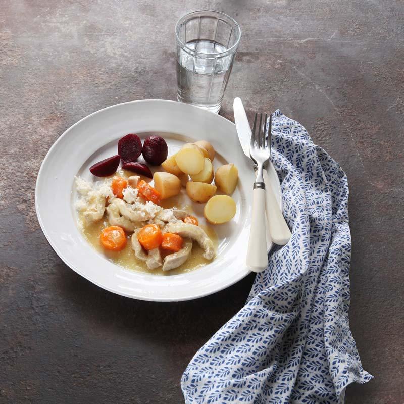 Foto av Pepparrotskött med potatis från WW ViktVäktarna