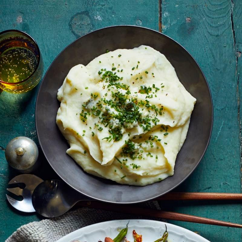 Foto av Potatis- och blomkålsmos med gorgonzola från WW ViktVäktarna