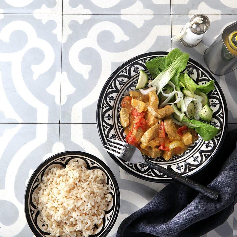 Foto av Orientalisk köttgryta med mango chutney från WW ViktVäktarna