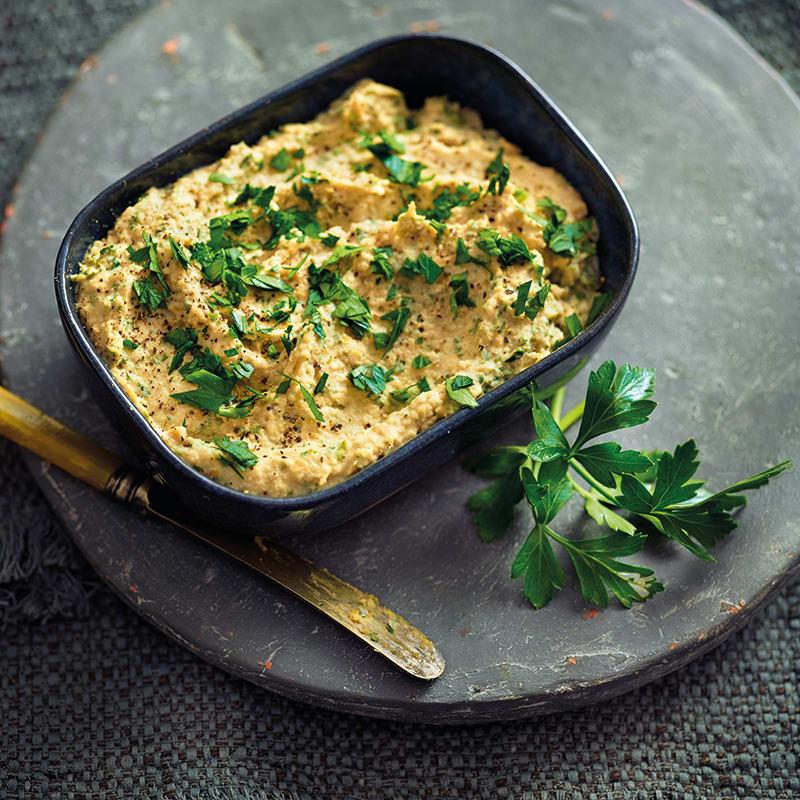 Foto av Hummus med persilja från WW ViktVäktarna
