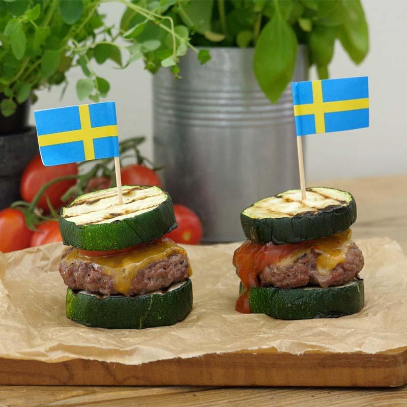Foto av Zucchini-sliders från WW ViktVäktarna