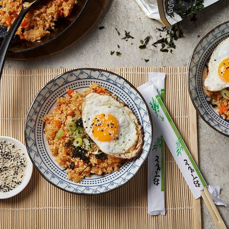 Foto av Kimchi fried rice från WW ViktVäktarna