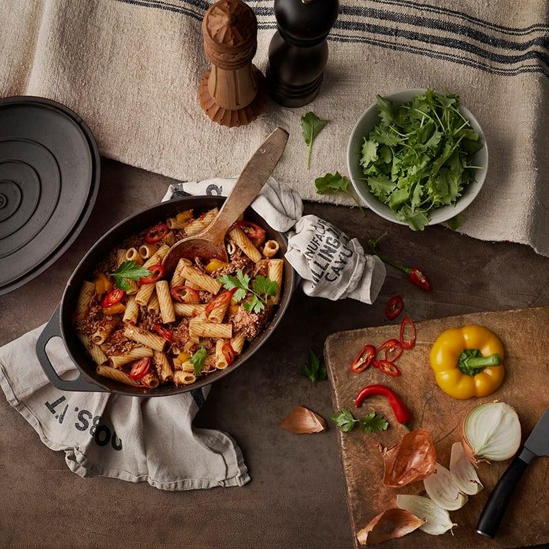 Foto av Chili con pasta från WW ViktVäktarna