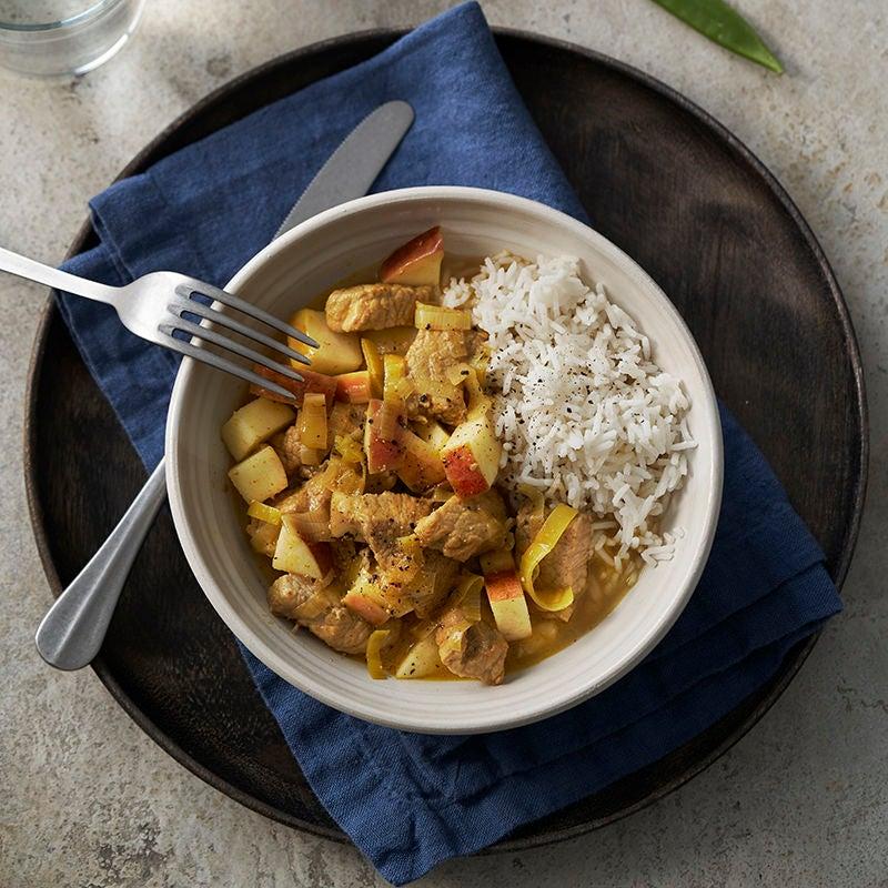 Foto av Skinkgryta med curry och äpple från WW ViktVäktarna