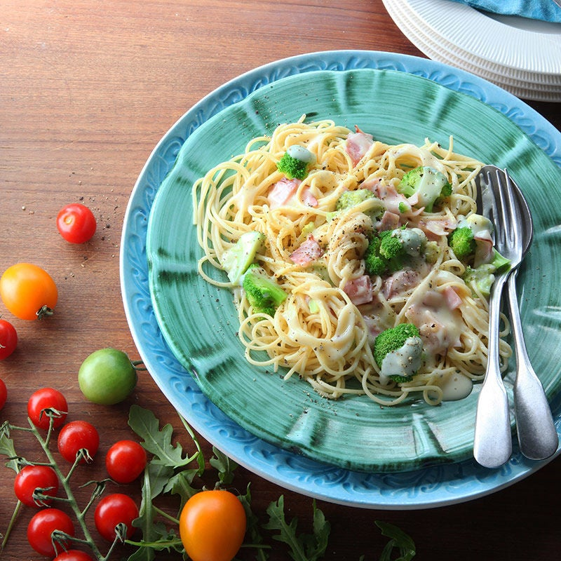 Foto av Pasta med skink- och broccolisås från WW ViktVäktarna