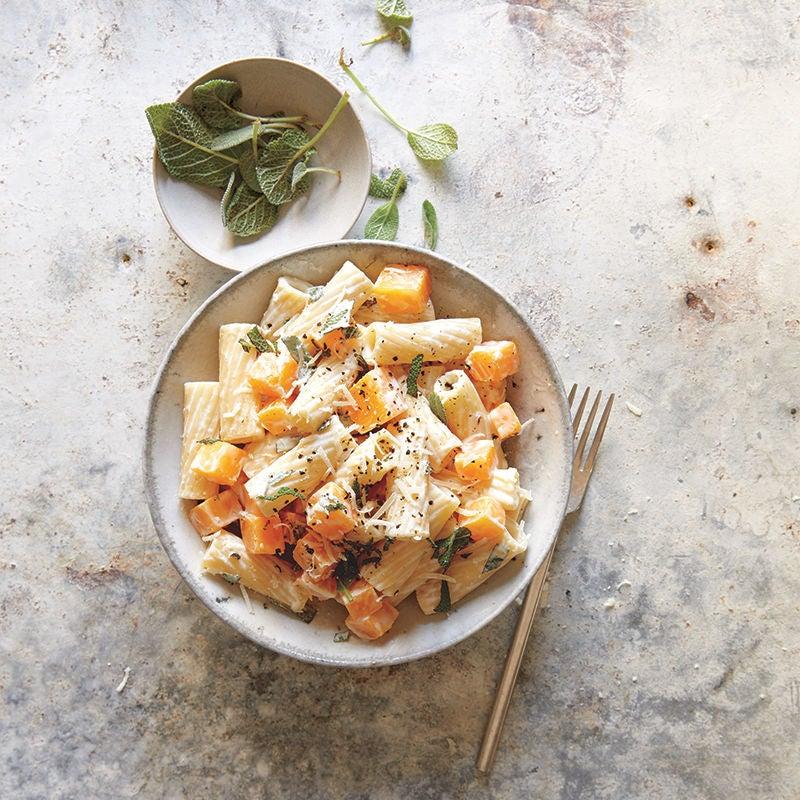 Foto av Krämig pasta med pumpa från WW ViktVäktarna