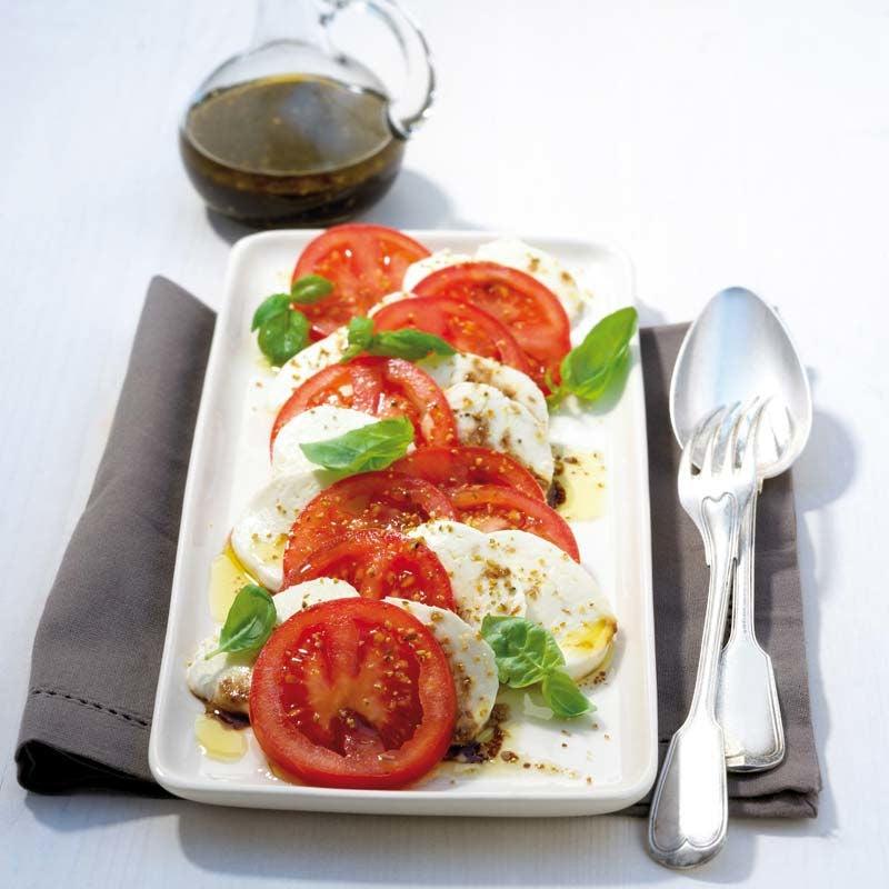 Foto av Tomat- och mozzarellasallad från WW ViktVäktarna
