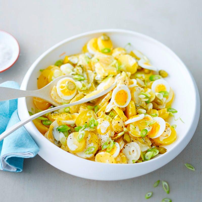 Foto av Potatissallad med ägg och saltgurka från WW ViktVäktarna