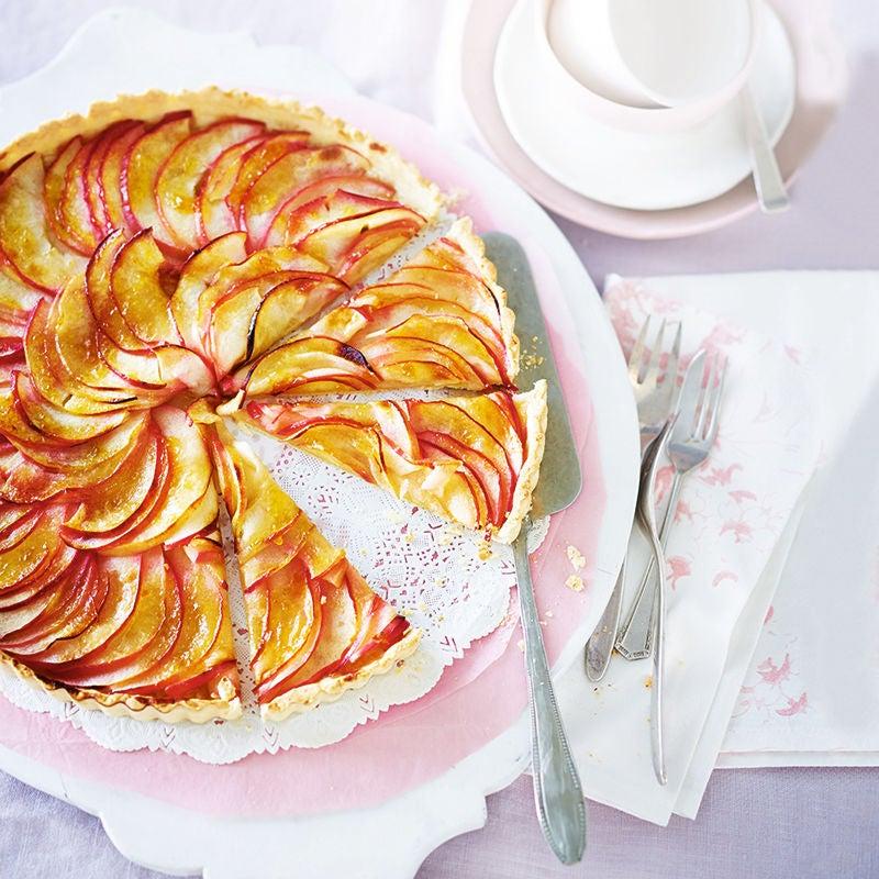 Foto av Fransk äppelpaj från WW ViktVäktarna
