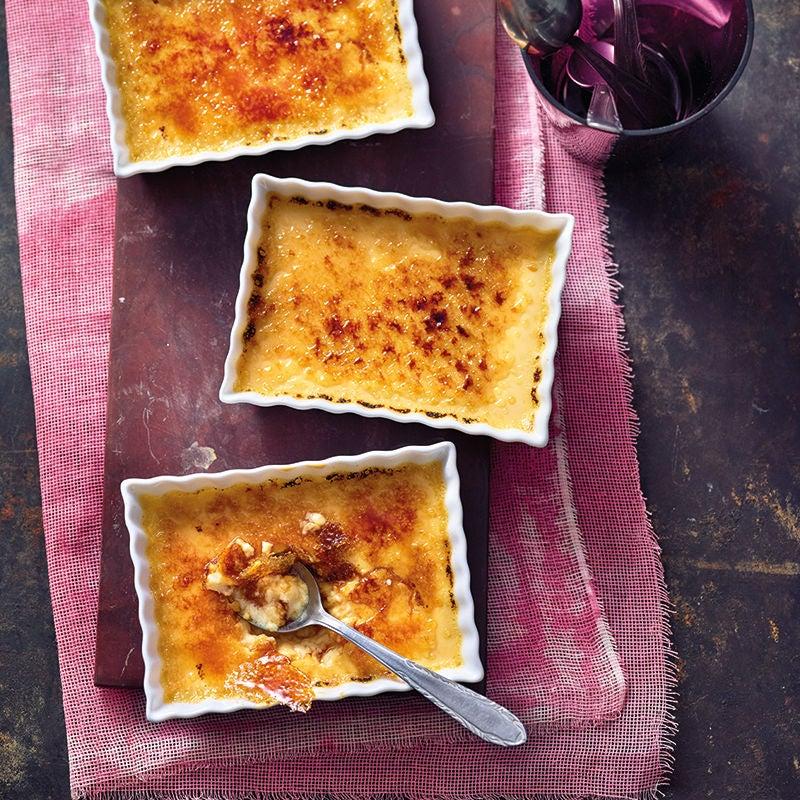 Foto av Crème brûlée från WW ViktVäktarna