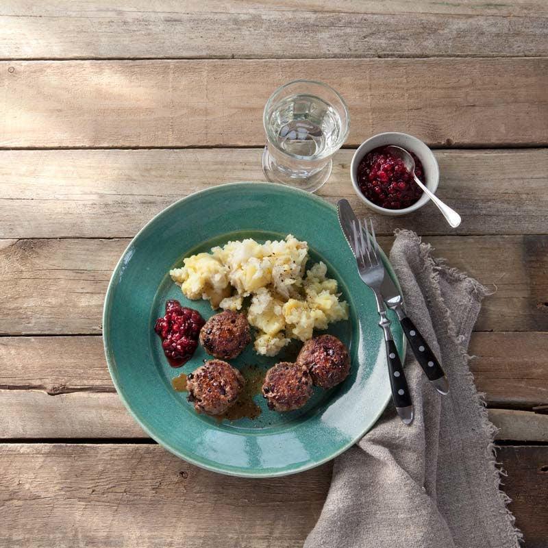 Foto av Miniköttfärsbiffar med svarta bönor från WW ViktVäktarna