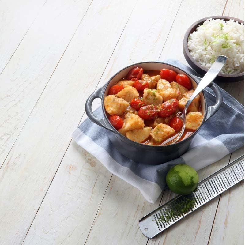 Foto av Torsk i röd curry från WW ViktVäktarna