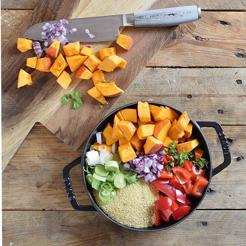 Foto av One-pot-couscous från WW ViktVäktarna