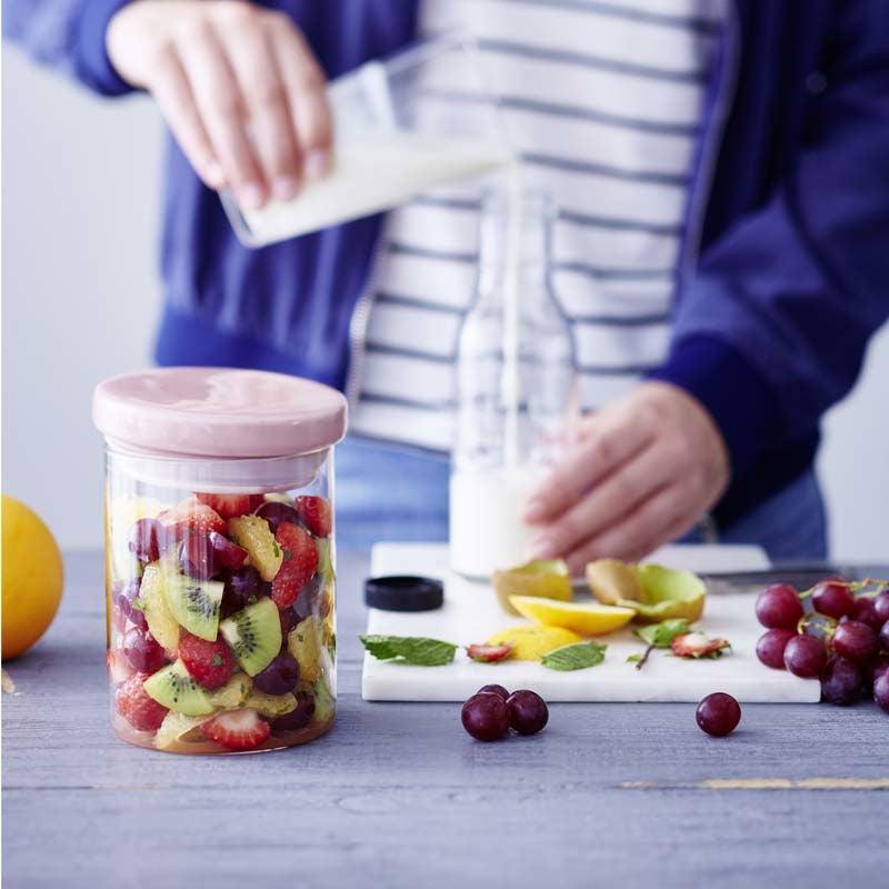 Foto av Fruktsallad med yoghurt- och apelsindressing från WW ViktVäktarna