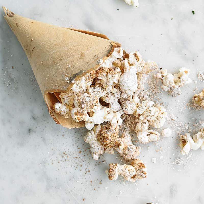Foto av Popcorn med socker och kryddor från WW ViktVäktarna