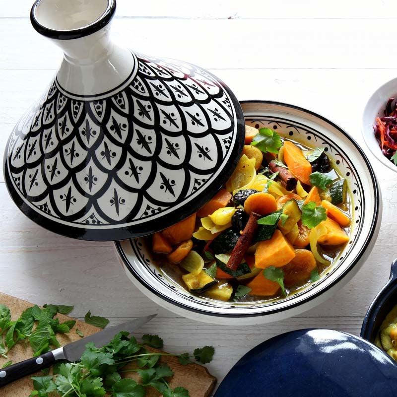 Foto av Marockansk vegetarisk tagine från WW ViktVäktarna