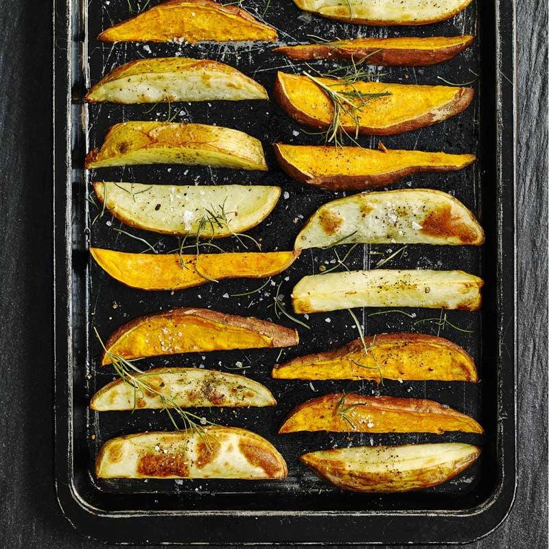 Foto av Örtiga potatisklyftor från WW ViktVäktarna