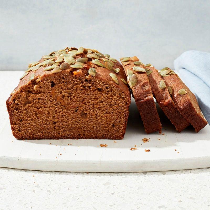 Foto av Bröd med sötpotatis och pumpafrön från WW ViktVäktarna