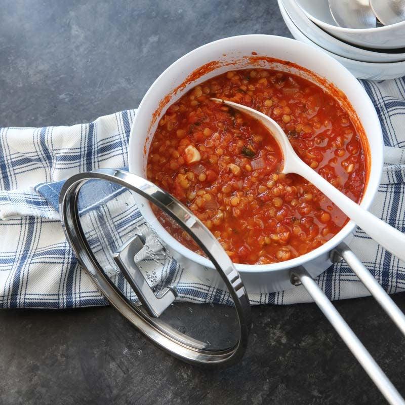 Foto av Röd linssoppa från WW ViktVäktarna