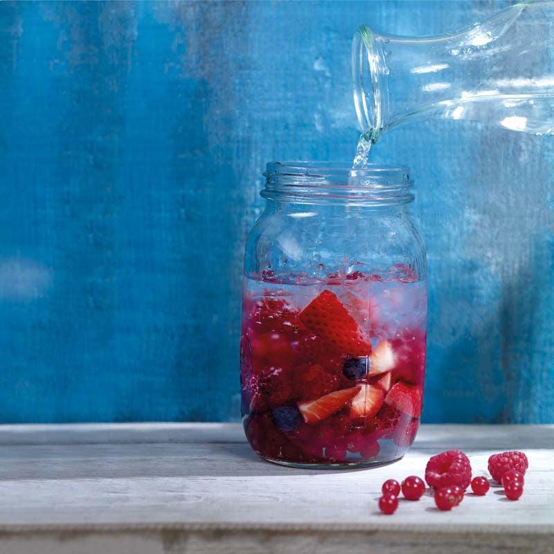 Foto av Very berry water från WW ViktVäktarna