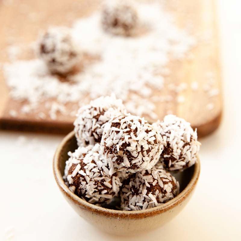 Foto av Chokladbollar med sötningsmedel från WW ViktVäktarna