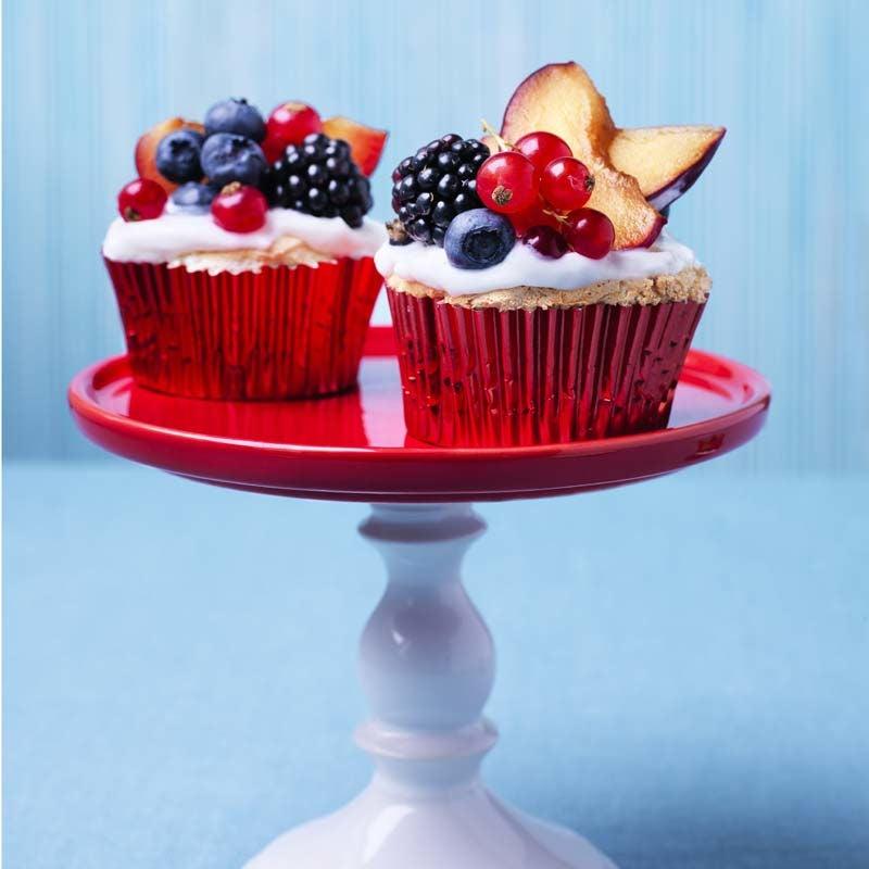 Foto av Luftiga cupcakes med citronkräm från WW ViktVäktarna