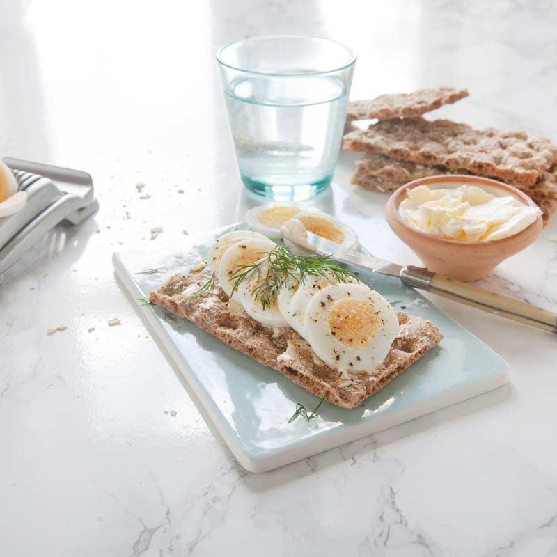 Foto av Knäckebröd med ägg från WW ViktVäktarna